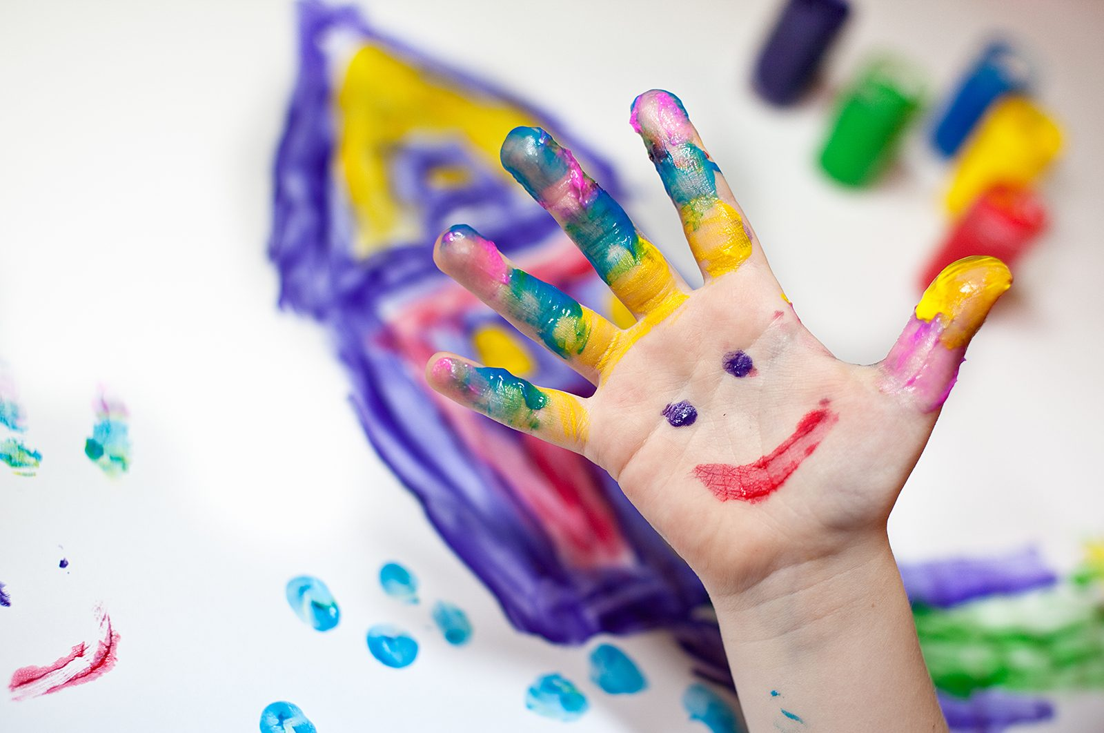Children's activities at Elloughton Private Nursery