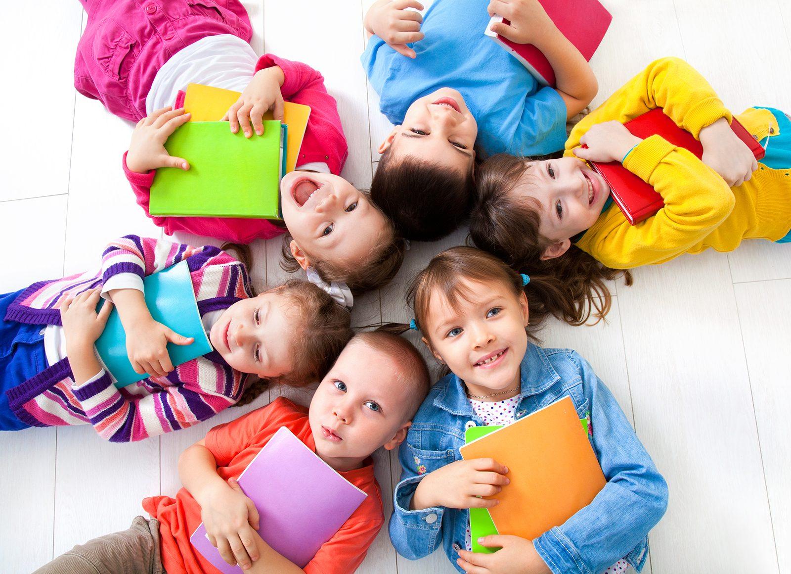 Preschool children at nursery in Brough and Elloughton